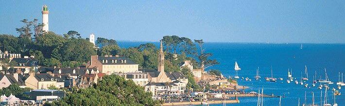 Location vacances à Bénodet avec Odalys