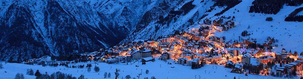 les deux alpes ski holiday, odalys