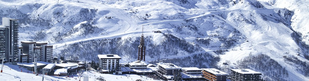 location vacances ski les menuires avec odalys