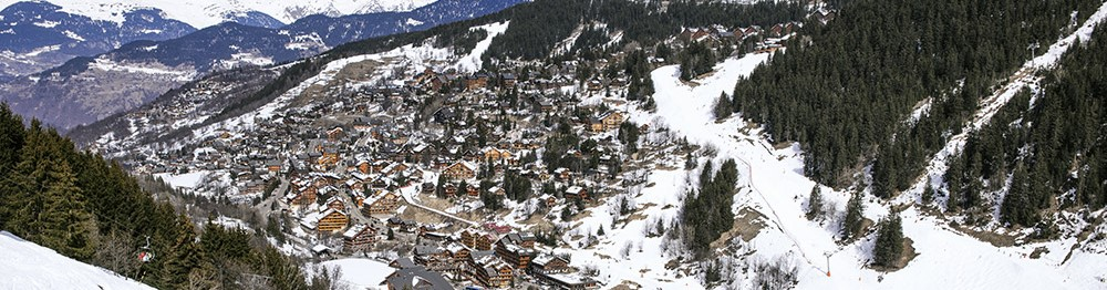 meribel ski holiday, odalys