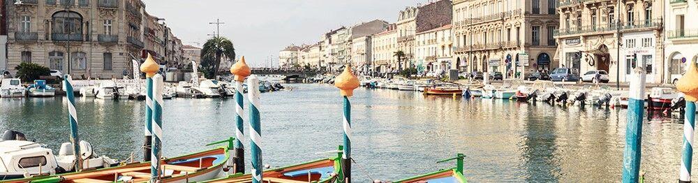location vacances Sète avec Odalys
