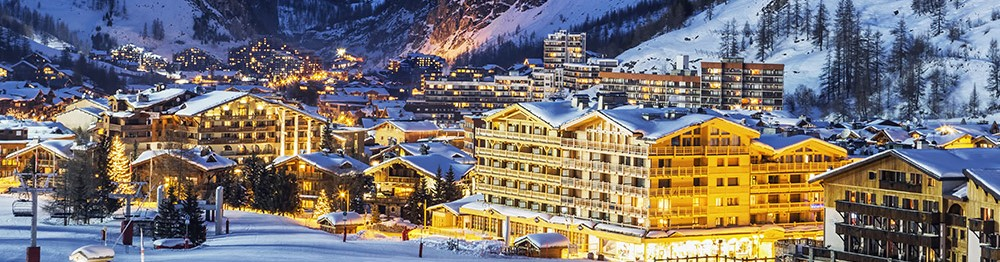 val d'isere ski holiday, odalys