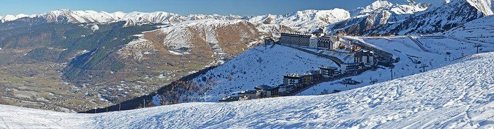 location vacances ski saint lary soulan avec odalys