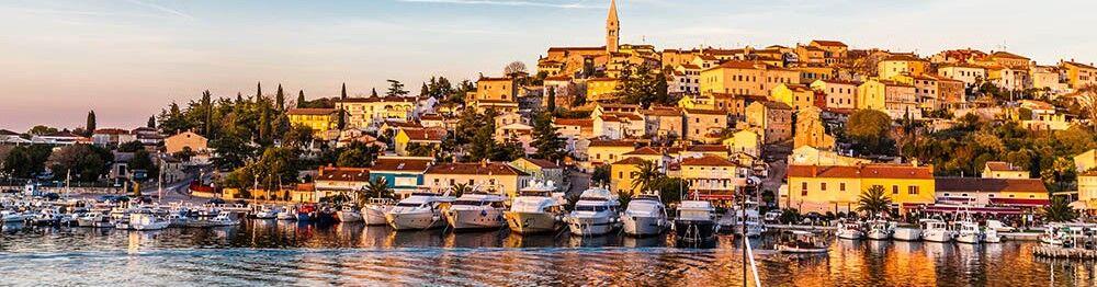 location vacances vrsar en croatie avec odalys