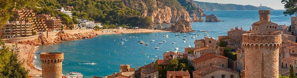 Location vacances Tossa de Mar votre location Espagne avec Odalys