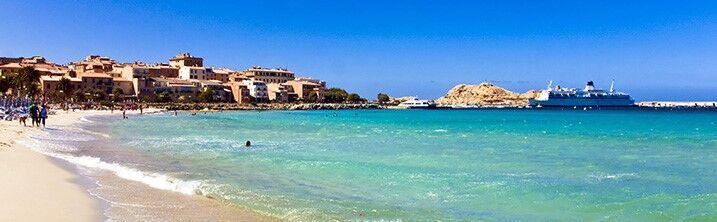 location vacances à Sant'Antonino, Ile Rousse, en Corse