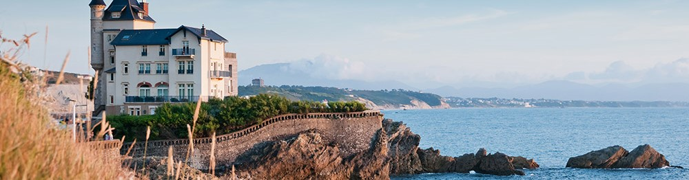 Biarritz Holiday rentals