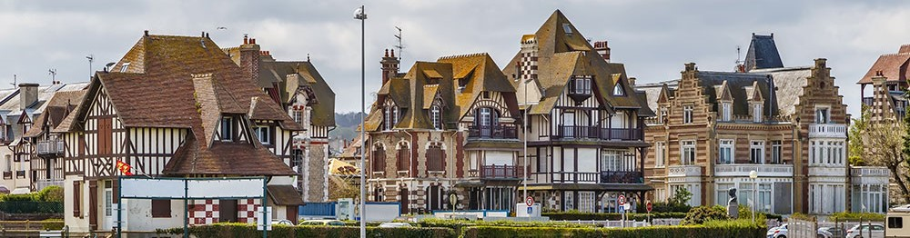 Deauville Holiday rentals