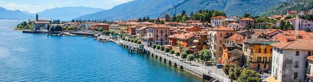 Location vacances Région des lacs, Italie