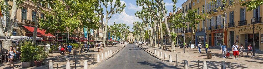 location vacances Aix en Provence avec Odalys