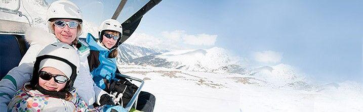location vacances ski chatel, location en haute savoie avec odalys