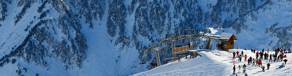 cauterets ski holiday, odalys