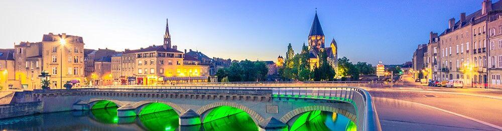 Location vacances Metz avec Odalys