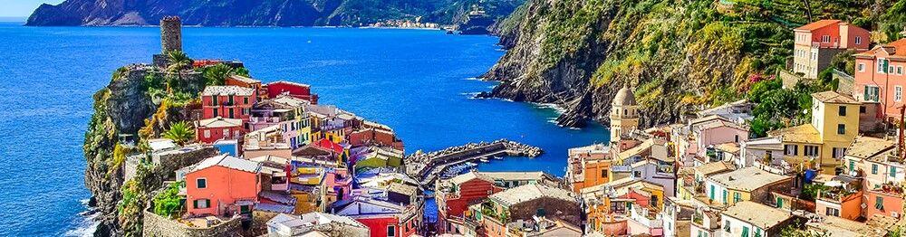 Location vacances La ligurie, votre location Italie avec Odalys
