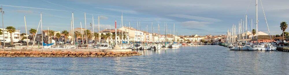 Location Vacances à Mèze en Languedoc Roussillon
