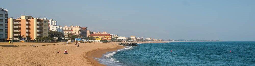 Location vacances à Santa Susanna en Catalogne
