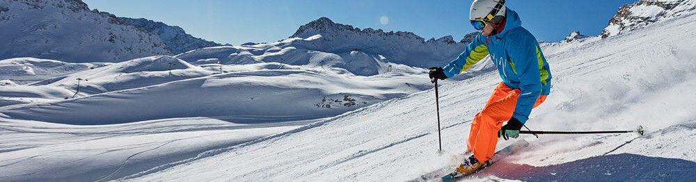 Ski holiday rentals in 100% ski resorts