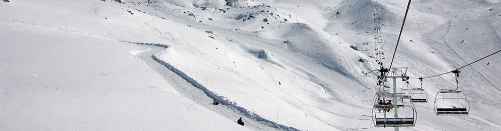 The 3 Valleys : ski holidays in the largest ski area in the world