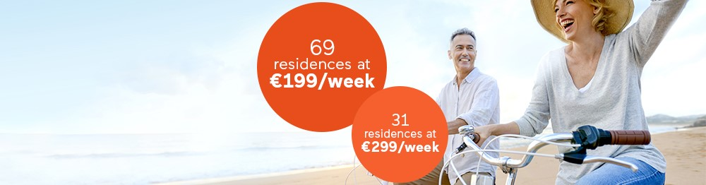 Fixed prices : September & October Holidays with Odalys Vacances !