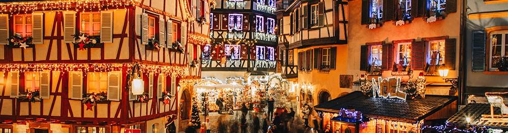 Christmas Markets in Alsace