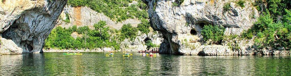 Nos Résidences à Salavas Vallon Pont d'Arc, séjour en Ardèche