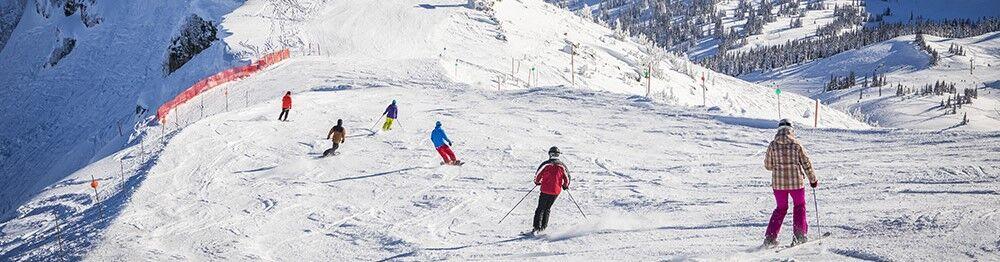 Location vacances ski à la montagne à moins de 100 m des pistes