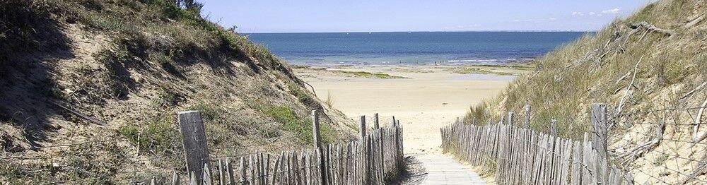 Location vacances en bord de mer sur la Côte Atlantique