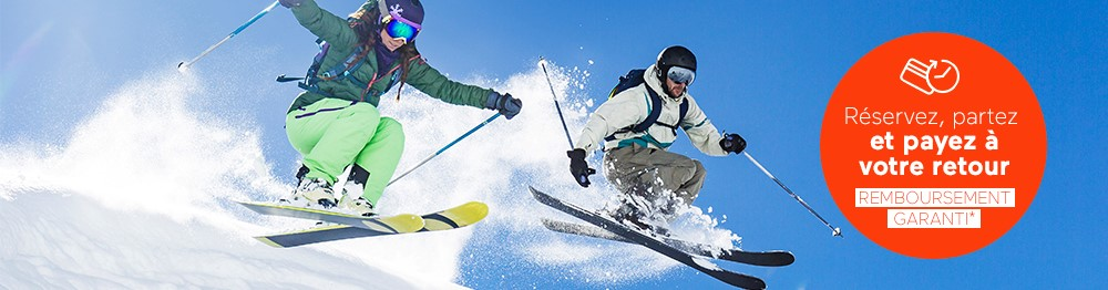 Partez enfin au Ski !