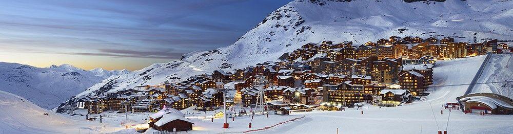 Location vacances en stations de ski pour débutants