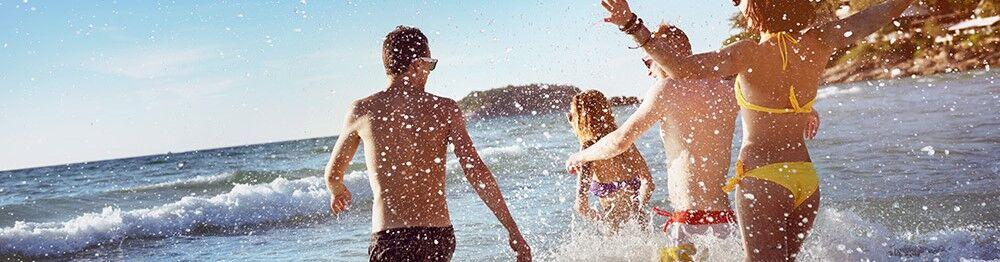 Holiday rentals on the Mediterranean coast