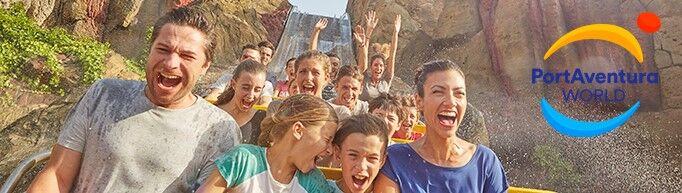Location vacances en Espagne : offre spéciale Port Aventura