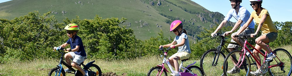 Summer mountain holidays : discounts for activities