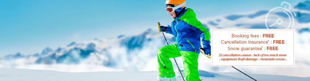 Early Bookings Ski Holidays