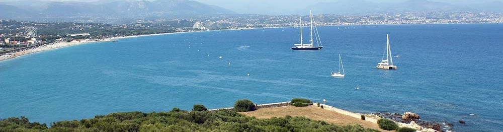 Holiday rentals in the South of France - all year round !