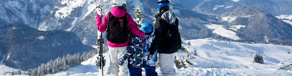 Les Sybelles Ski Area