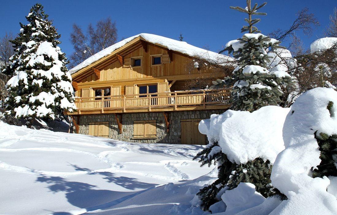 Les Deux Alpes - Chalet Odalys La Muzelle