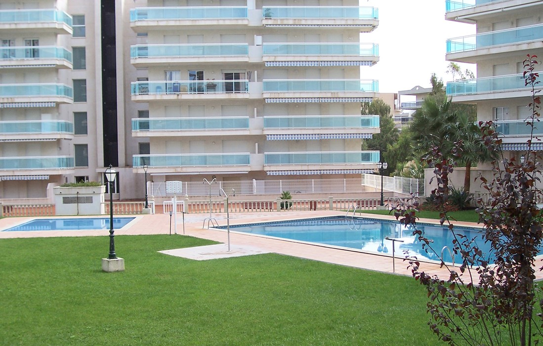 Spain - Salou - Residence Village Park : Outdoor swimming pool