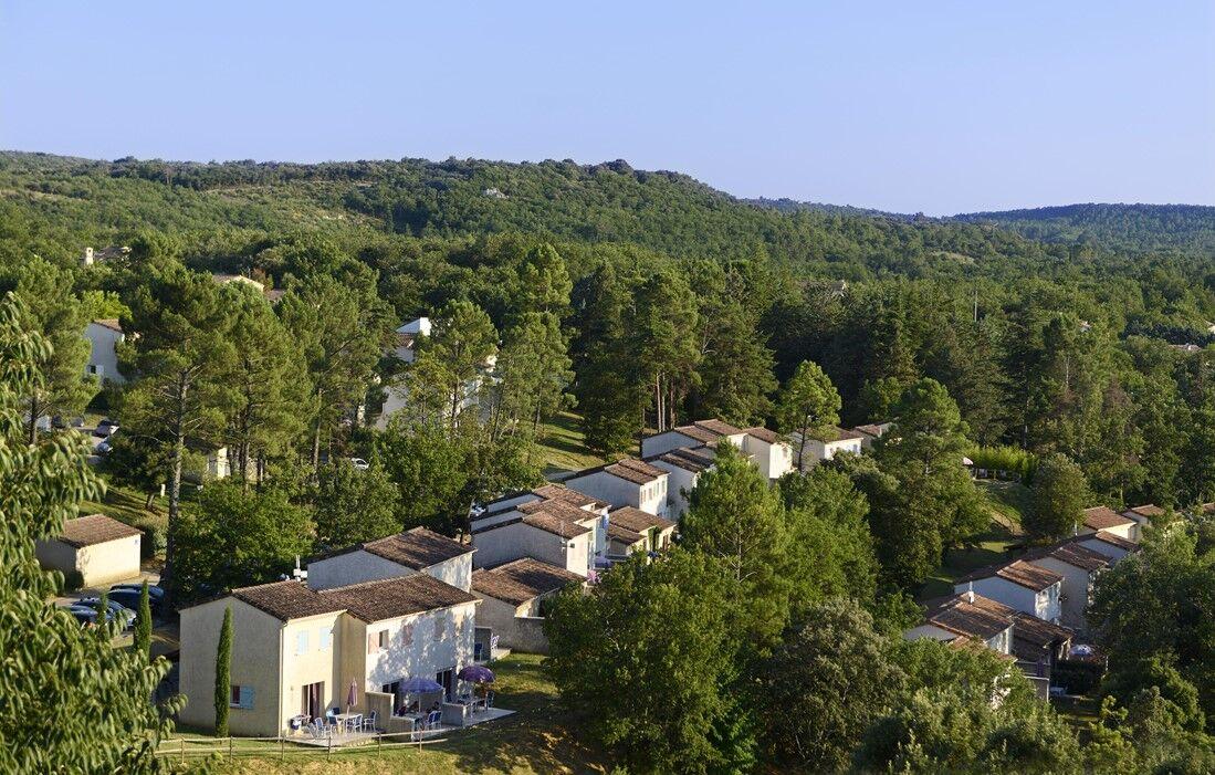 Salavas Vallon Pont d'Arc - Résidence Club Odalys Le Domaine des Hauts de Salavas
