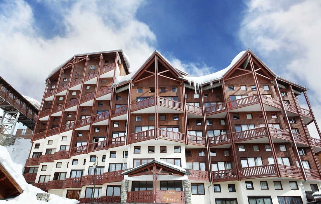 Val Thorens - Odalys Residence Le Silveralp
