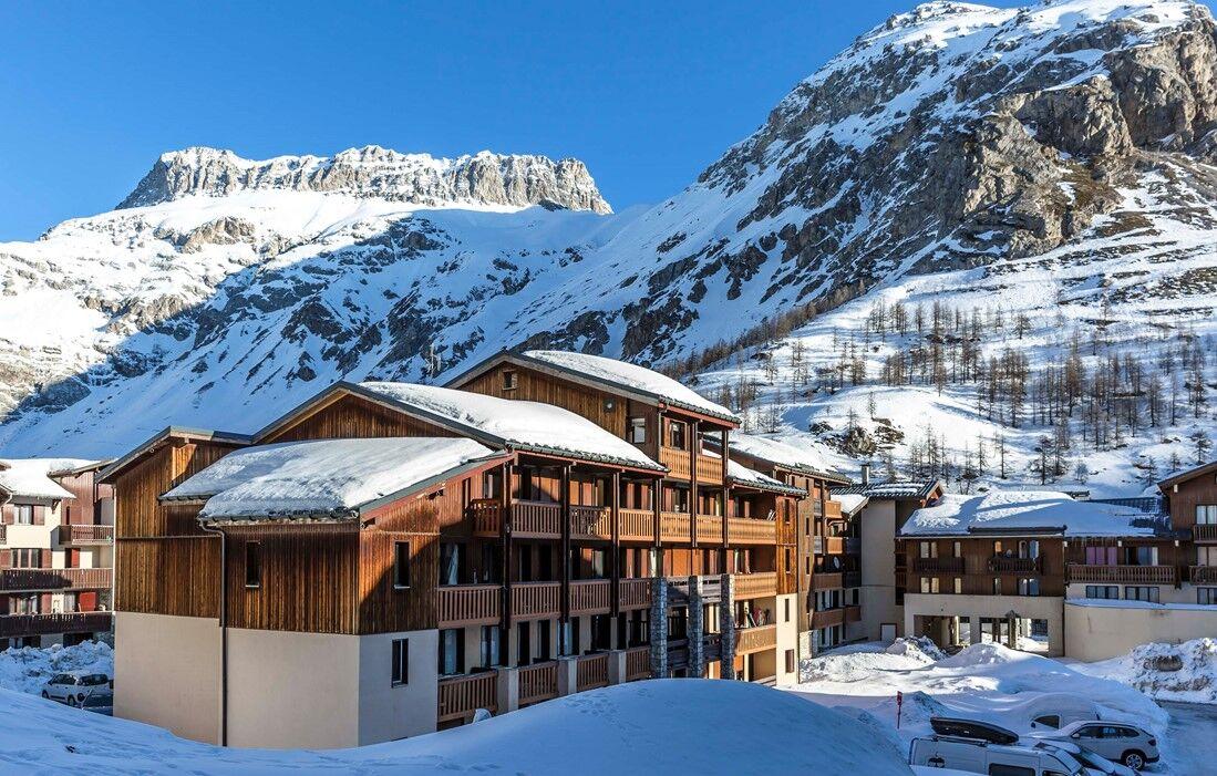 Val d'Isère - Résidence Odalys Les Jardins de Val et Les Verdets