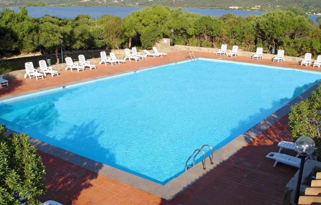 Sardinia - Porto Rotondo - Residence Sa Jaga Brujada : Outdoor swimming pool