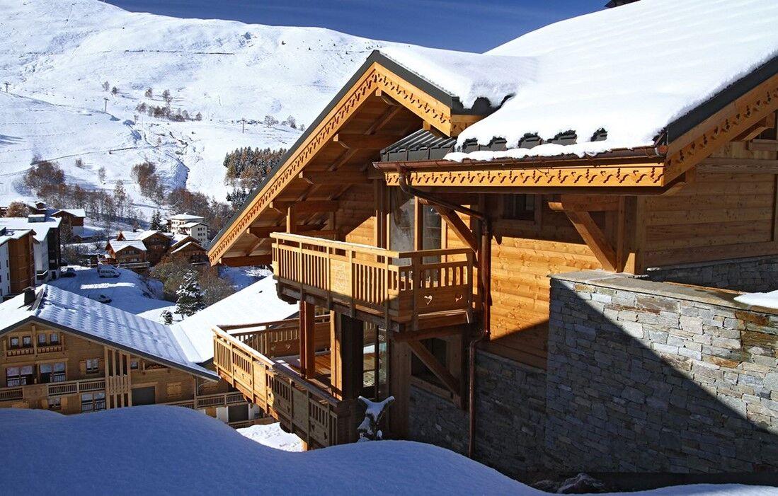 Les Deux Alpes - Chalet Odalys Husky