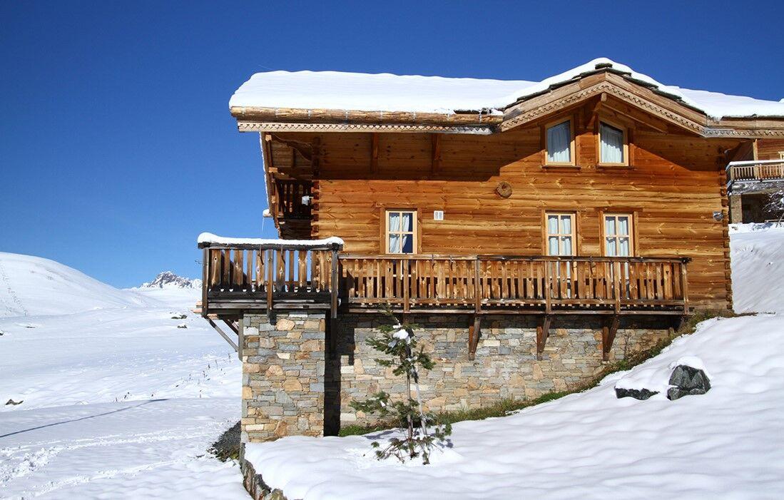 L'Alpe d'Huez - Chalet Odalys Mélusine