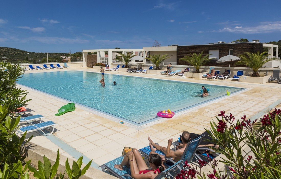 Belgodère - Odalys Club Residence Les villas de Bel Godère : Outdoor swimming pool