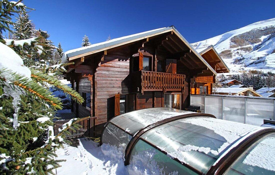 Les Deux Alpes - Chalet Odalys Le Ponton