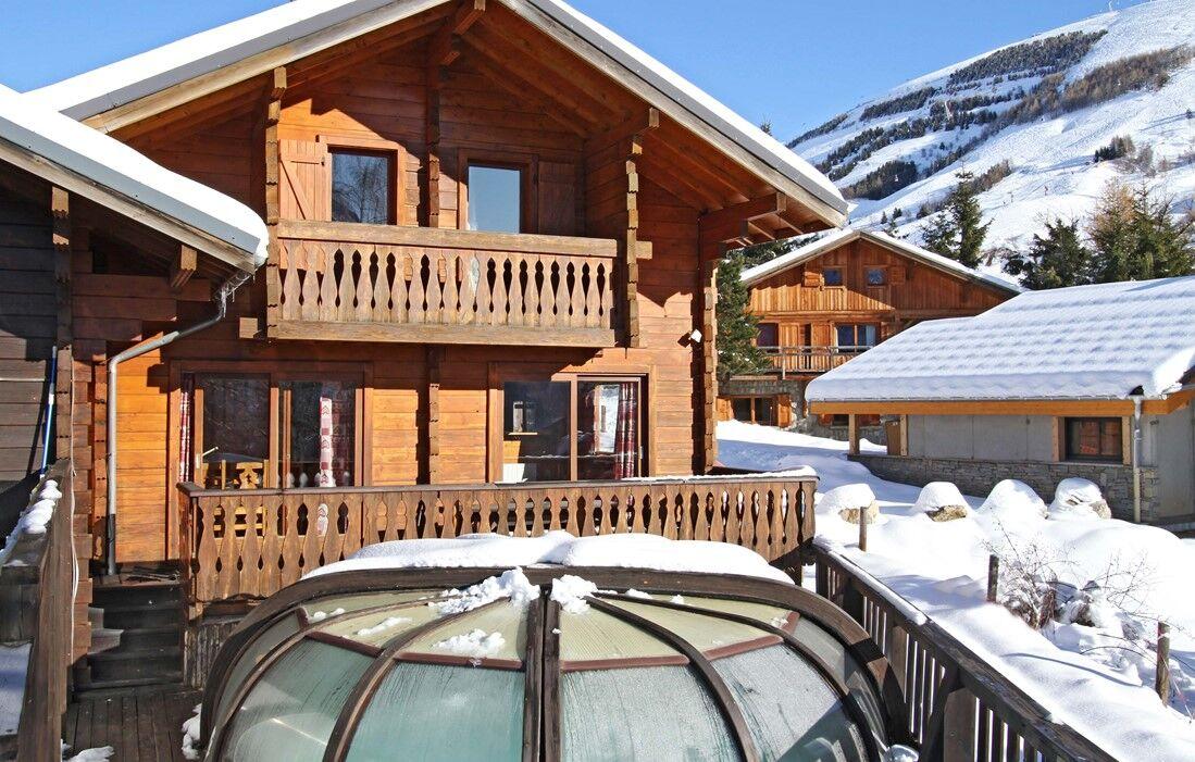 Les Deux Alpes - Chalet Odalys Le Soleil levant
