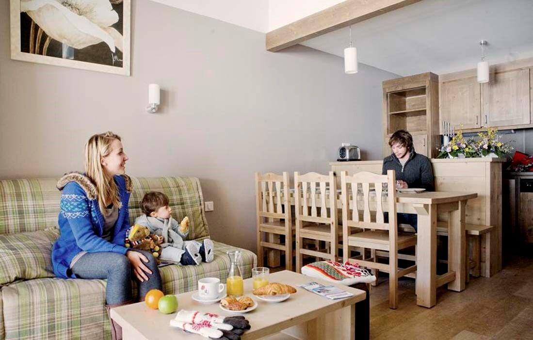 La Bresse Hohneck - Odalys Residence Les Grandes Feignes