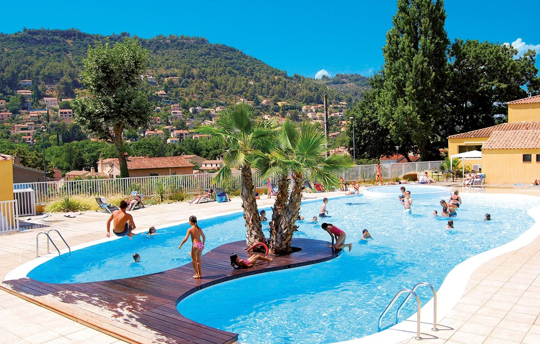 Sollies Toucas - Le Galoubet : Outdoor swimming pool