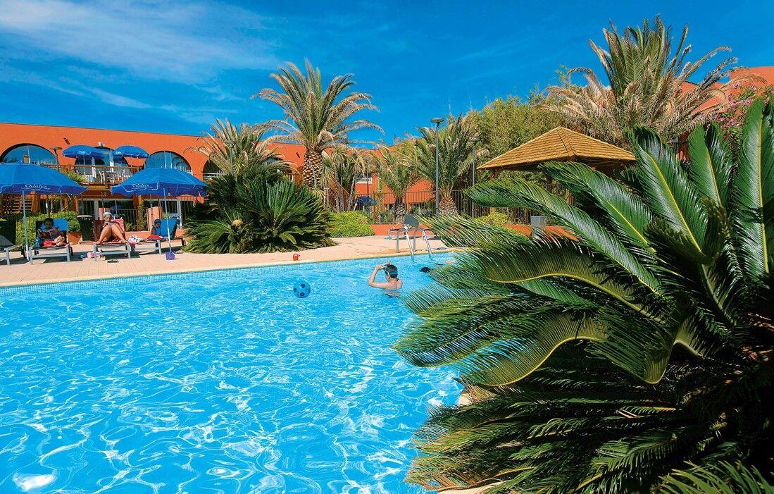 Location En Résidence Languedoc Roussillon | Cap Du0027Agde Résidence Odalys Du  Golfe