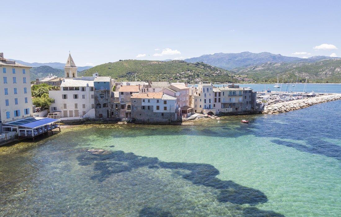 Saint Florent - Oletta : Résidence Odalys Casa d'Orinaju